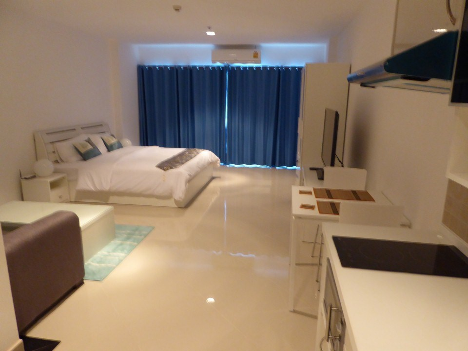 View Talay 7 - Studio for Sale - Condominium - Jomtien Beach -