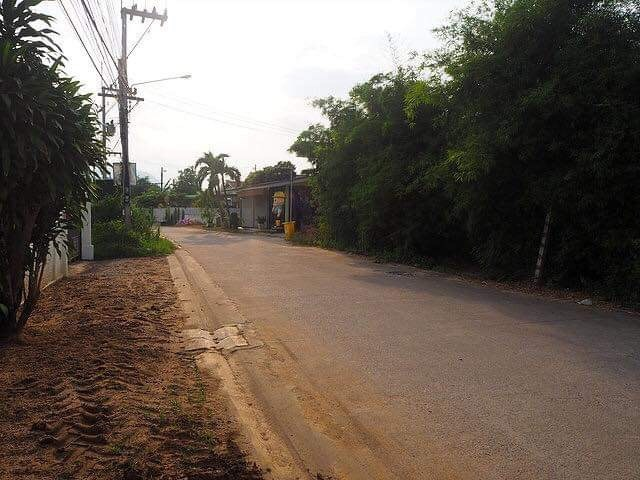 200 SQM Land At Bangsaray - Land - Bangsaray Beach - Bangsaray