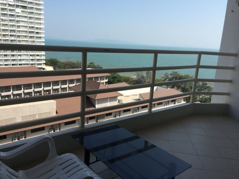 View Talay 5C - Studio For Sale  - Condominium - Jomtien -