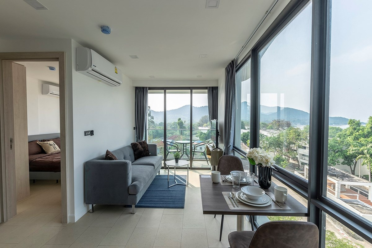 Sea Zen Condominium - 1BR For Sale - Condominium - Bang Sare - Bang Saray
