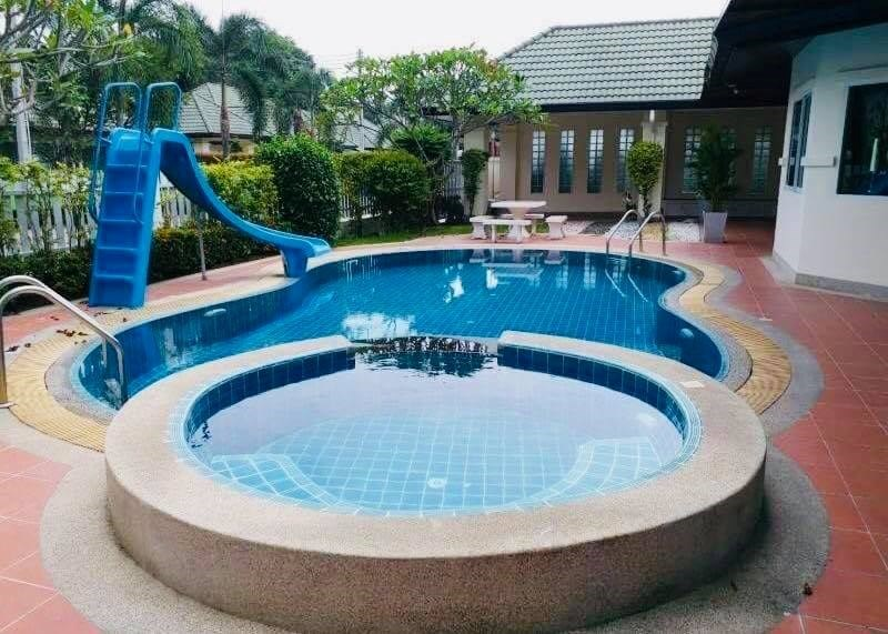 Green Field Villas 4 - 5 BR House For Sale  - House - Pattaya East -