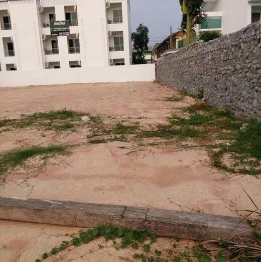 165 SQ.W Land For Sale - Soi Bonkai Thappraya - Land - Thappraya -