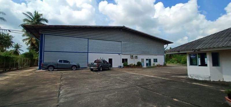 Warehouse / Factory For Sale  - Commercial - Pattaya East -