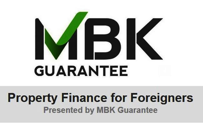 MBK - Pre Approved Foreigners Loan