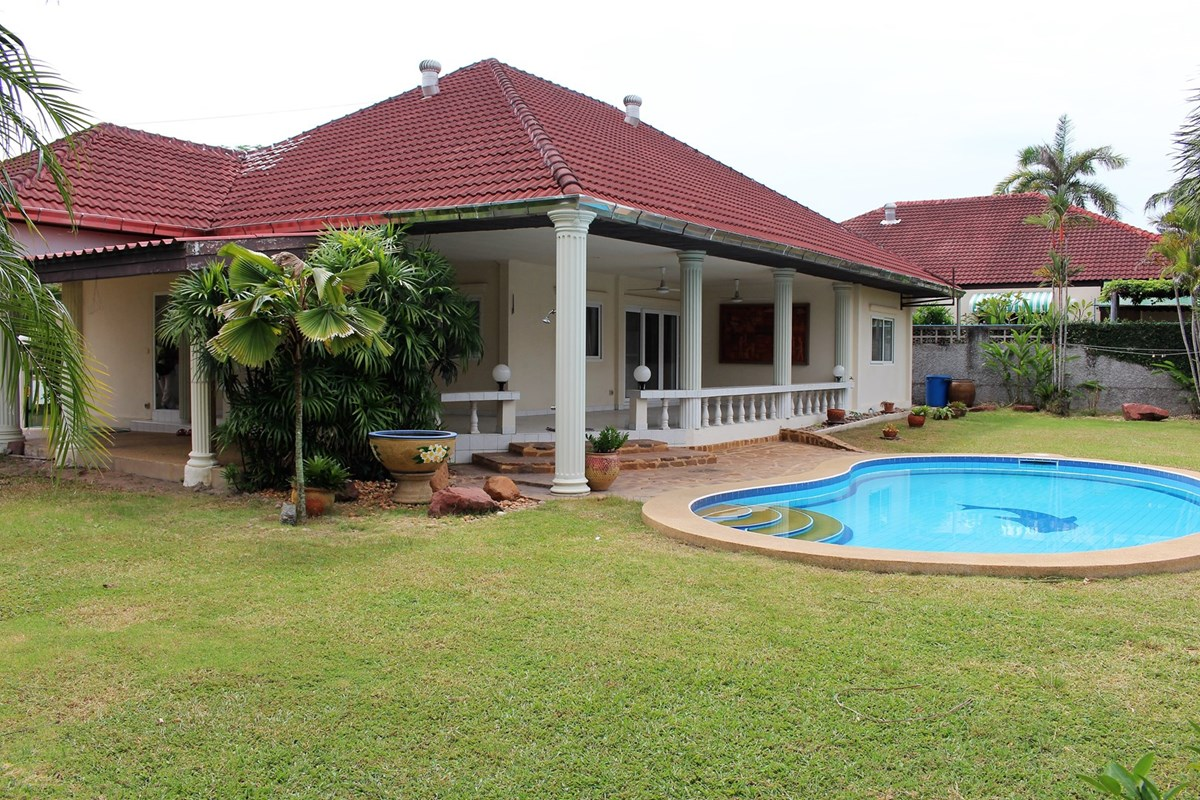 2 Bedroom - Private Pool villa - House - Pattaya East - East Pattaya