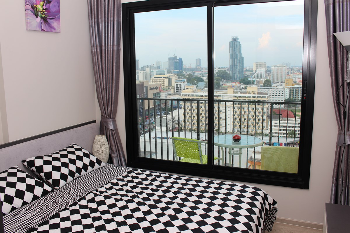 1 Bedroom - The Base, Central Pattaya - Condominium - Pattaya Central - 2nd Road