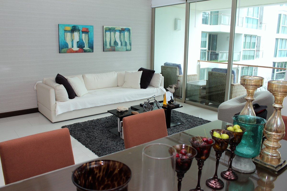 2 Bedroom - Sanctuary Condo  - Condominium - Wong Amat Beach - Soi 12