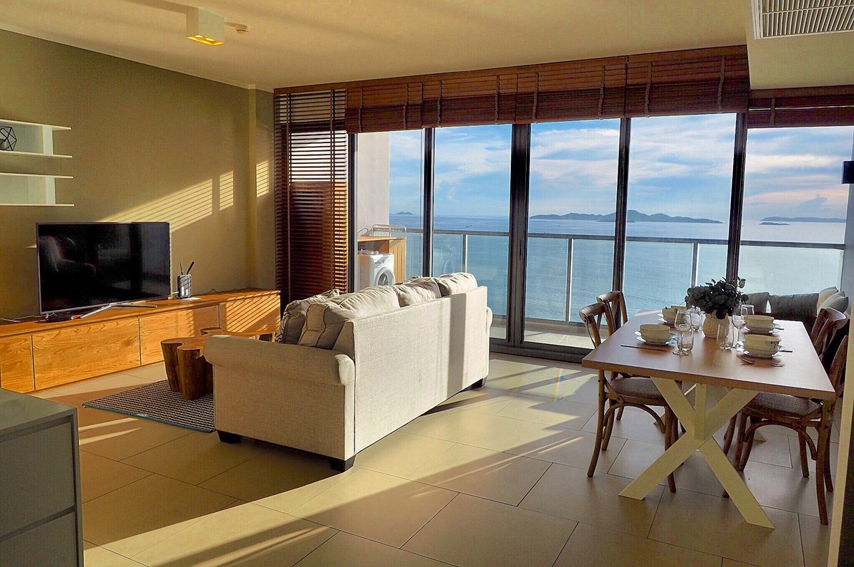 2 Bedroom - Zire Wongamat Beachfront - Condominium - Wong Amat Beach - Naklua Soi 16